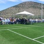 Εγκαίνια γηπέδων τένις Ερμιόνης